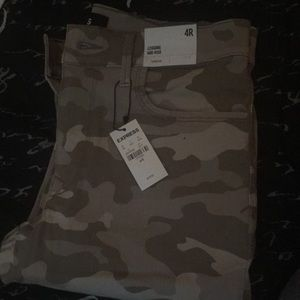 legging mid rise express still with tags